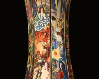 Art Nouvea Vase