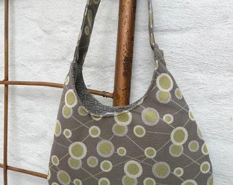 The Lady Shoulder Bag, circles