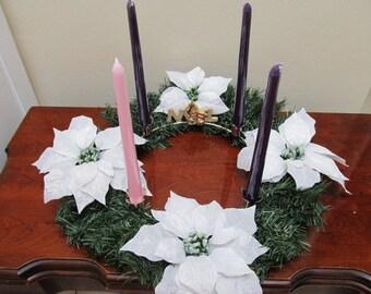 Noel Advent Wreath