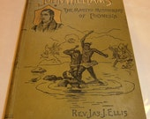 John Williams The Martyr Missionary of Polynesia Biography by Rev. James Ellis Evangelical Literature