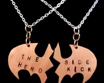 Friendship Necklace - Handmade - Metalwork