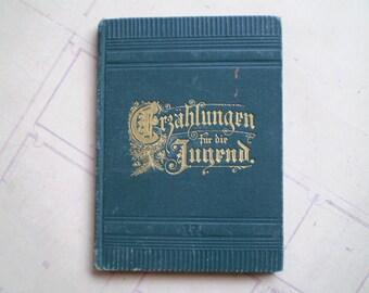 Erzahlungen fur die Jugend - Circa 1900 - Pompeji's Letzte Tage - German - The Last Days of Pompeii