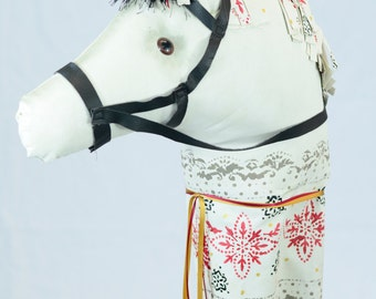 Antique Reproduction Hand Painted Hobby Horse