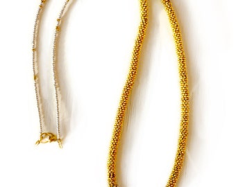 Armor necklace