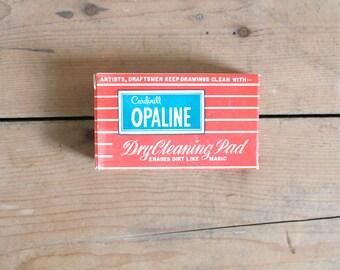 Sale! Vintage Artists or Draftsmen Dry Cleaning Pad