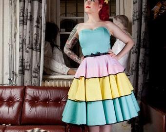 Viktoria rockabilly dress By TiCCi