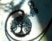 Tree of Life, Shadowland, Petite Necklace Set