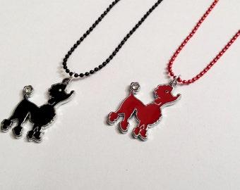 Sale! poodle dog Necklace