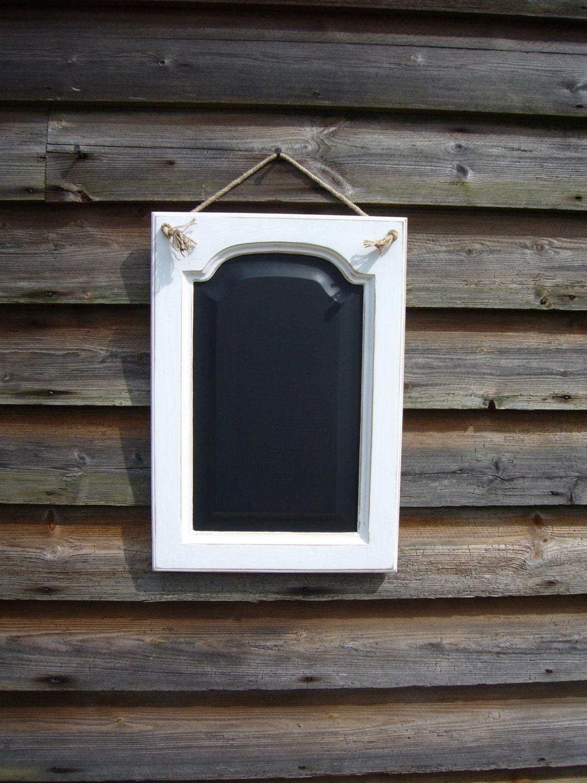 Hanging chalkboard rustic kitchen decor uk chalkboard for Decorative kitchen accessories uk