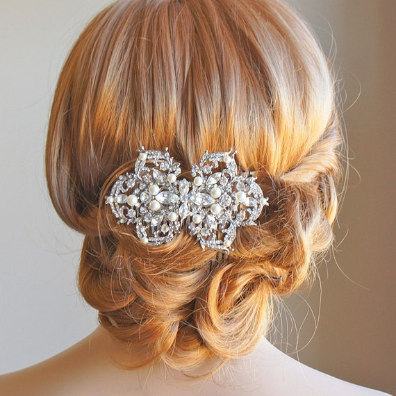 Victorian Style Wedding Hair: Unavailable Listing On Etsy