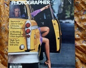 American Photographer Magazine 1981 John leCarre McCullin Polaroid Kenda North Ruth Orkin John Gutmann Tcherevkoff