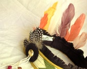 Indian Princess Headdress // Stretch to fit // for 3 & up