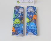 Octopus Car Seat Strap Covers