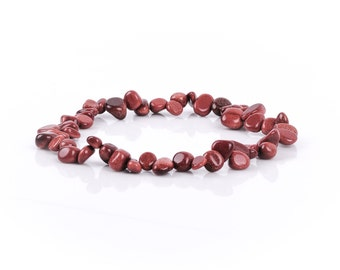 GOLDSTONE NUGGET BEADS . full strand, 8-12mm  ggs0015