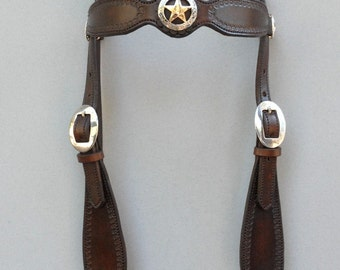 Classic Style Headstall