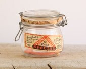 Vintage French Le Parfait Canning Jar - Unused with Original Label and Seal