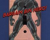 Black Panther - Superhero Light Switch Plate