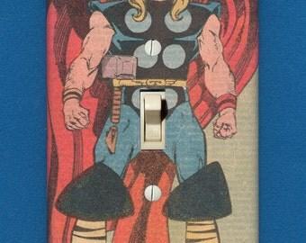 Thor - Superhero Light Switch Plate