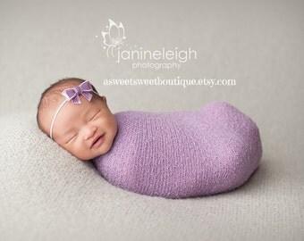 Baby Bow Headband Baby Girl Bows Baby Bows Newborn Bows Baby Girl Bow Headband Pink Baby Headband Lavender Baby Headband Newborn Photo Prop