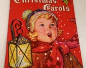 Reserved for Sandy only....Beautiful Vintage 1938 Christmas Carol Booklet