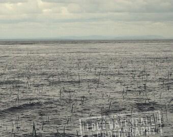 Rain Storm, African Travel Landscape, Lake Langano,  Rainy Season In Ethiopia 8x8, 10x10, 12x12, 20x20 International Photograph