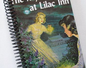 NANCY DREW MYSTERIES Book Journal Spiral Bound Diary - One of a Kind