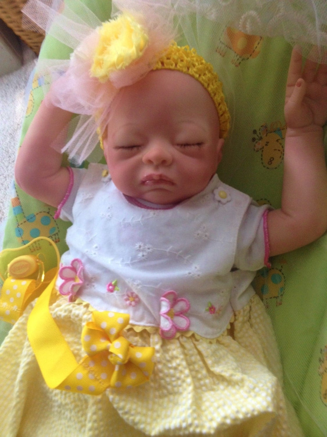 Reborn Baby Louisa from the Molly 19 inch by ...