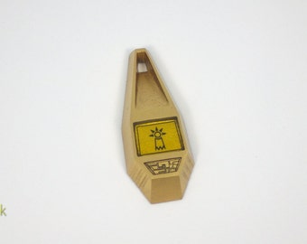 Digimon Tag with TK's Crest of Hope