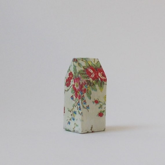 Little House no.5 -- Flowers