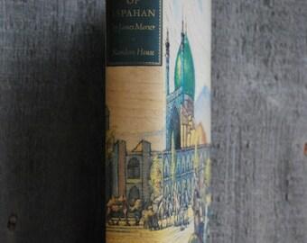 vintage book: Hajji Baba of Ispahan by James Morier - illustrations by Cyrus Leroy Balderidge