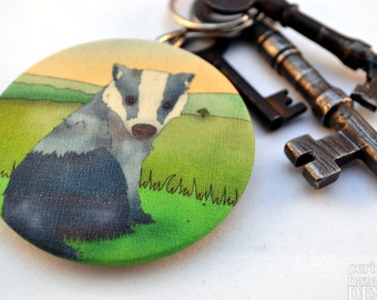 Badger Key Ring Bottle Opener