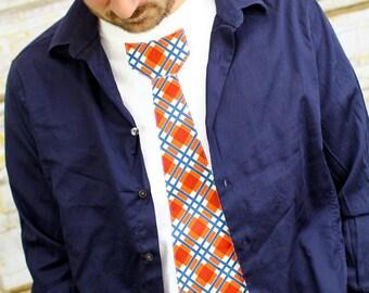 FATHERS DAY Men's Tie Shirt - Grooms Men, Wedding, Father's Day, Daddy Shirt, Matching Father and Son, First Dad