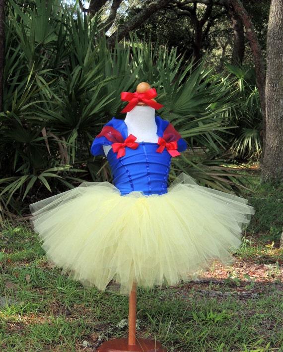 Snow white costume snow white tutu dress disney by gurliglam
