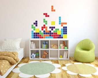 Arcade Game Wall Stickers