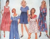 Vintage Simplicity Misses' Jumpsuit And Dress Or Jumper Pattern 8879 - Size XS-S-M. An Original, Uncut Pattern From 1994!