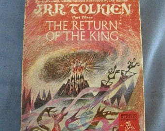 J.R.R. Tolkien The Return of the King