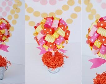 BABY SHOWER CENTERPIECE / 1st birthday centerpiece / Unique baby shower centerpiece / Birthday center pieces / Table centerpieces