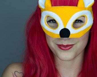 "Mask ""Orange Fox"" - Fox"