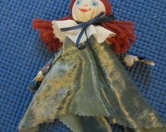 DILLY DOLLY Rag Doll kit and instructions