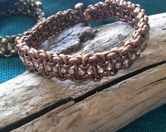 Rolo Crystals Bracelet