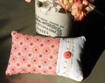 Vintage Fabric Pincushion