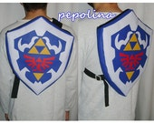 Hylian Shield Backpack Ocarina of Time (one strap)