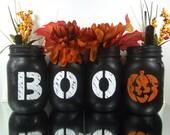 Halloween Mason Jar Decor, Fall Decorations, Autumn Decor, Halloween Decorations, Halloween Decor, Fall Decor, Cute Home Decor