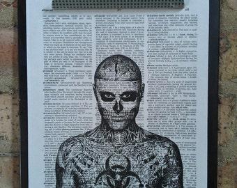 ZombieBoy Print