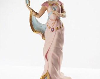 Sheherazade Lenox Figurine, Legendary Princesses Collection. Limited Edition 1992