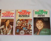 Groovy Lot of Partridge Family Novels: The Haunted Hall, The Treasure of Ghost Mountain, and Thirteen at Killer Gorge.