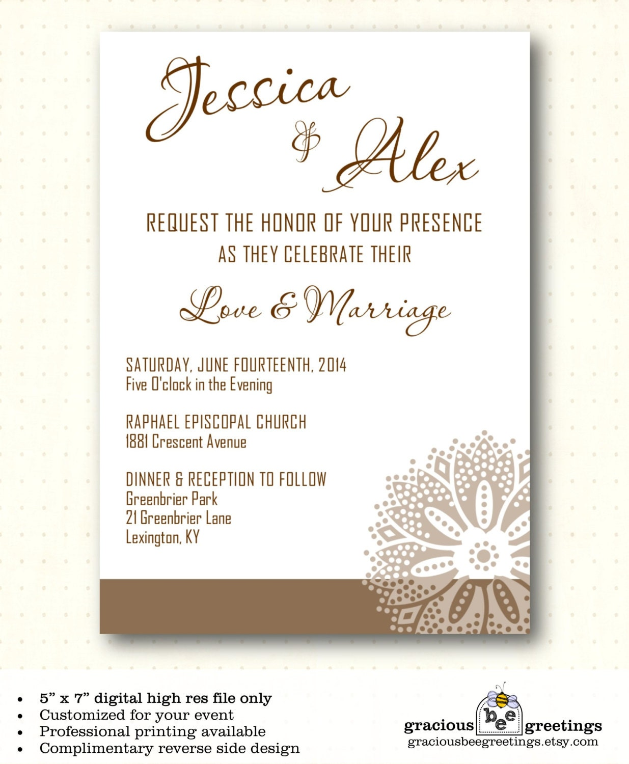 Informal wedding invitation email 28 images invitation material informal stopboris Image collections