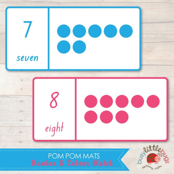 Pom Pom Colour Matching Game -  AUTOMATIC DOWNLOAD