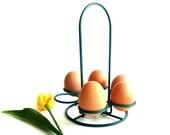 Vintage wire egg holder