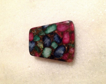 Agate Stone Mixed Colors